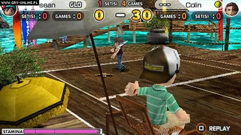 Everybody's Tennis PSP Gry Screen 4/16, Clap Hanz, Sony Interactive Entertainment