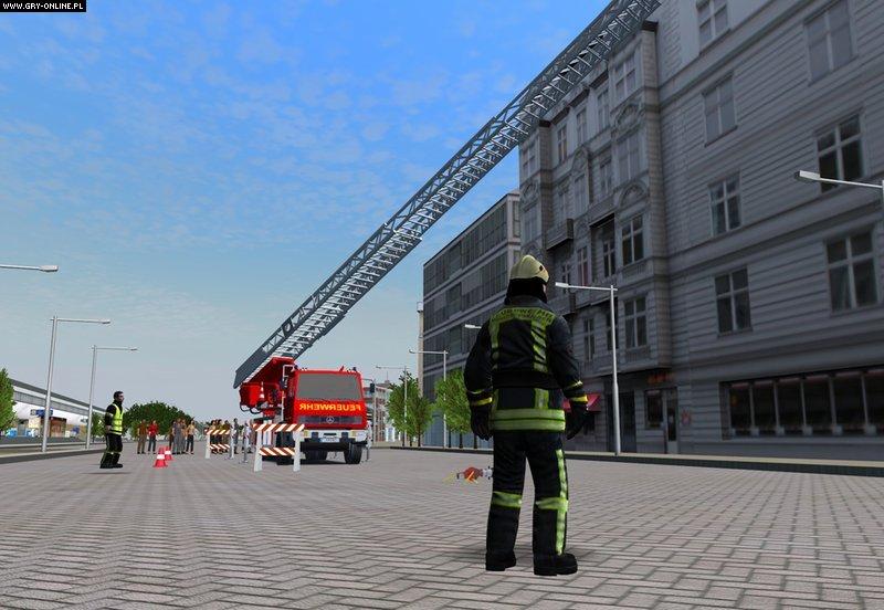 Feuerwehr Simulator 2010 - screenshots gallery ...