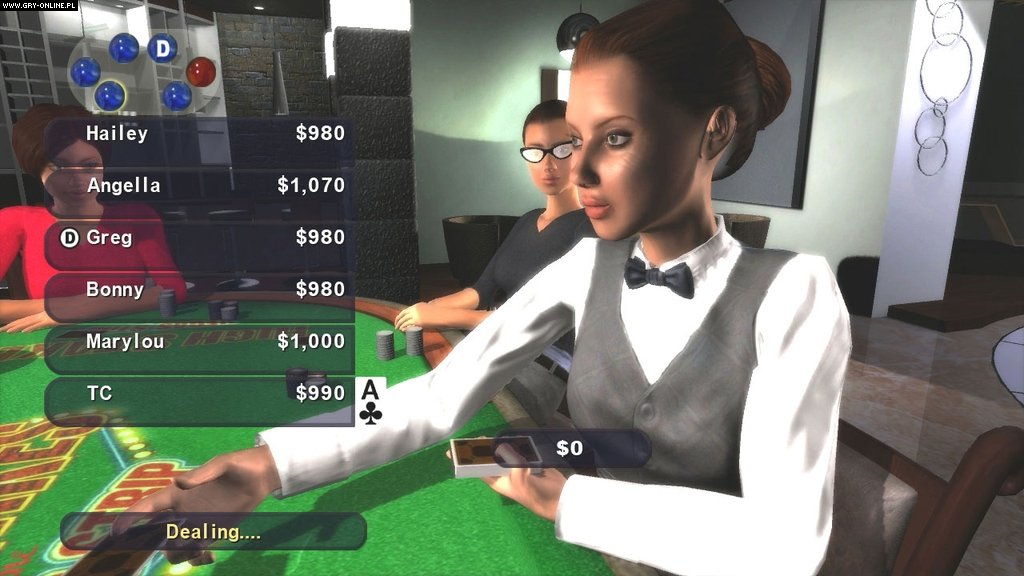 High Stakes on the Vegas Strip: Poker Edition PS3 Gry Screen 5/8,