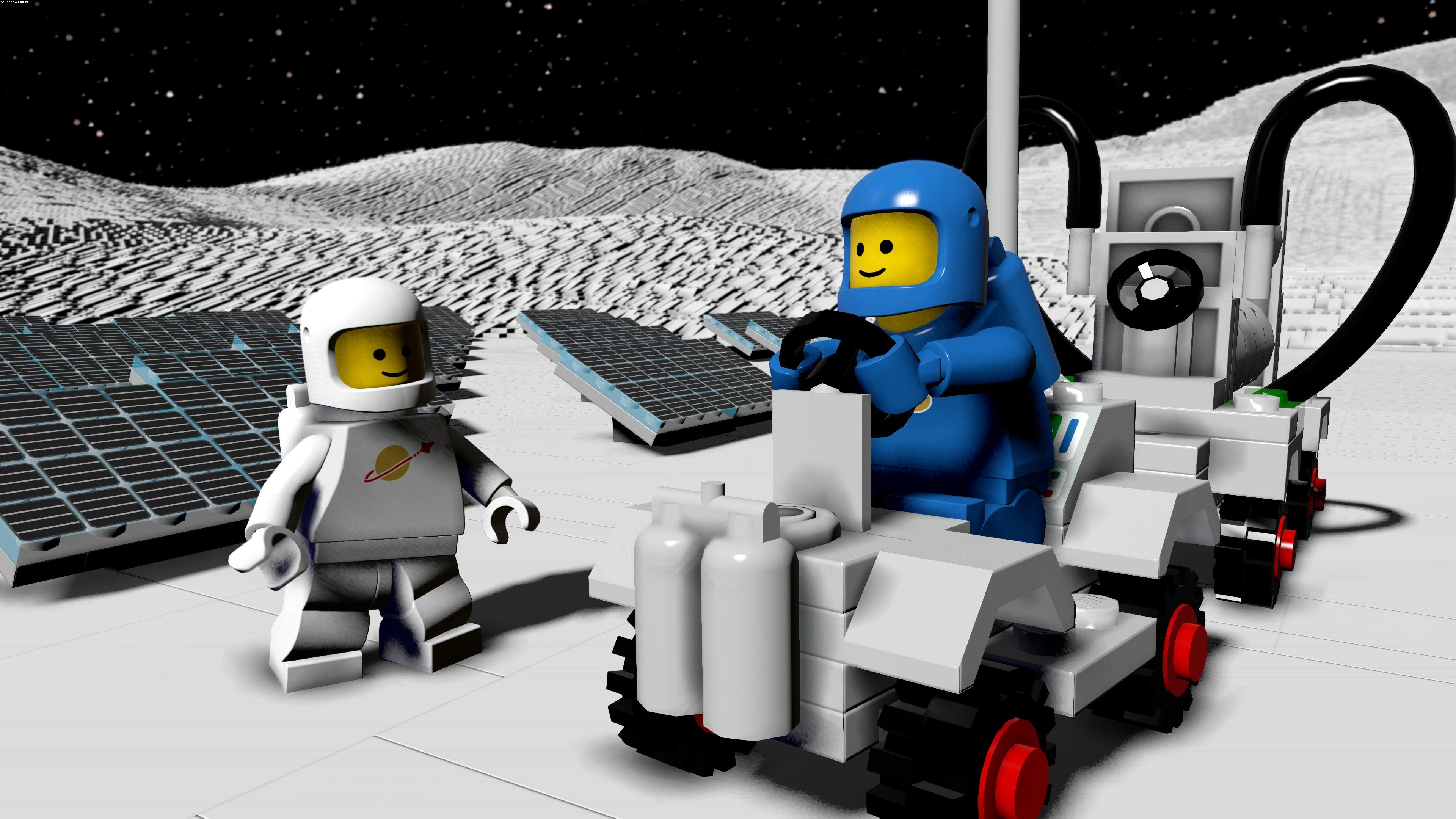 LEGO Worlds PC, PS4, XONE, Switch Gry Screen 2/26, Traveller's Tales, Warner Bros. Interactive Entertainment