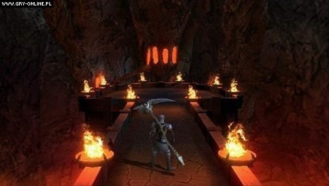 Dante's Inferno PSP Gry Screen 26/37, Visceral Games / EA Redwood Shores, Electronic Arts Inc.