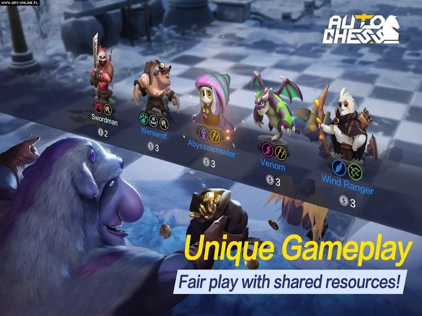 Auto Chess PS5 Review