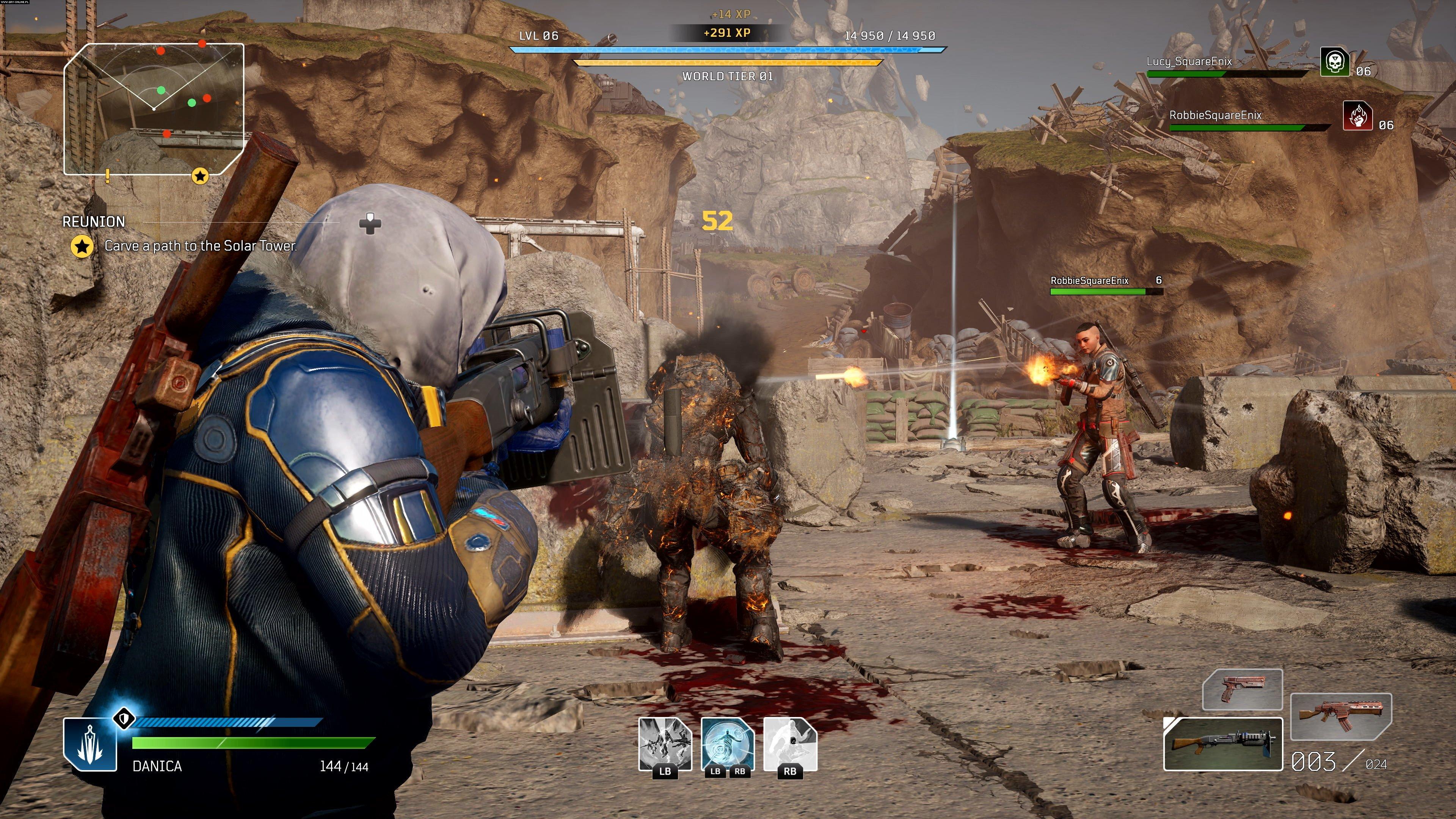 Outriders Screenshots | gamepressure.com