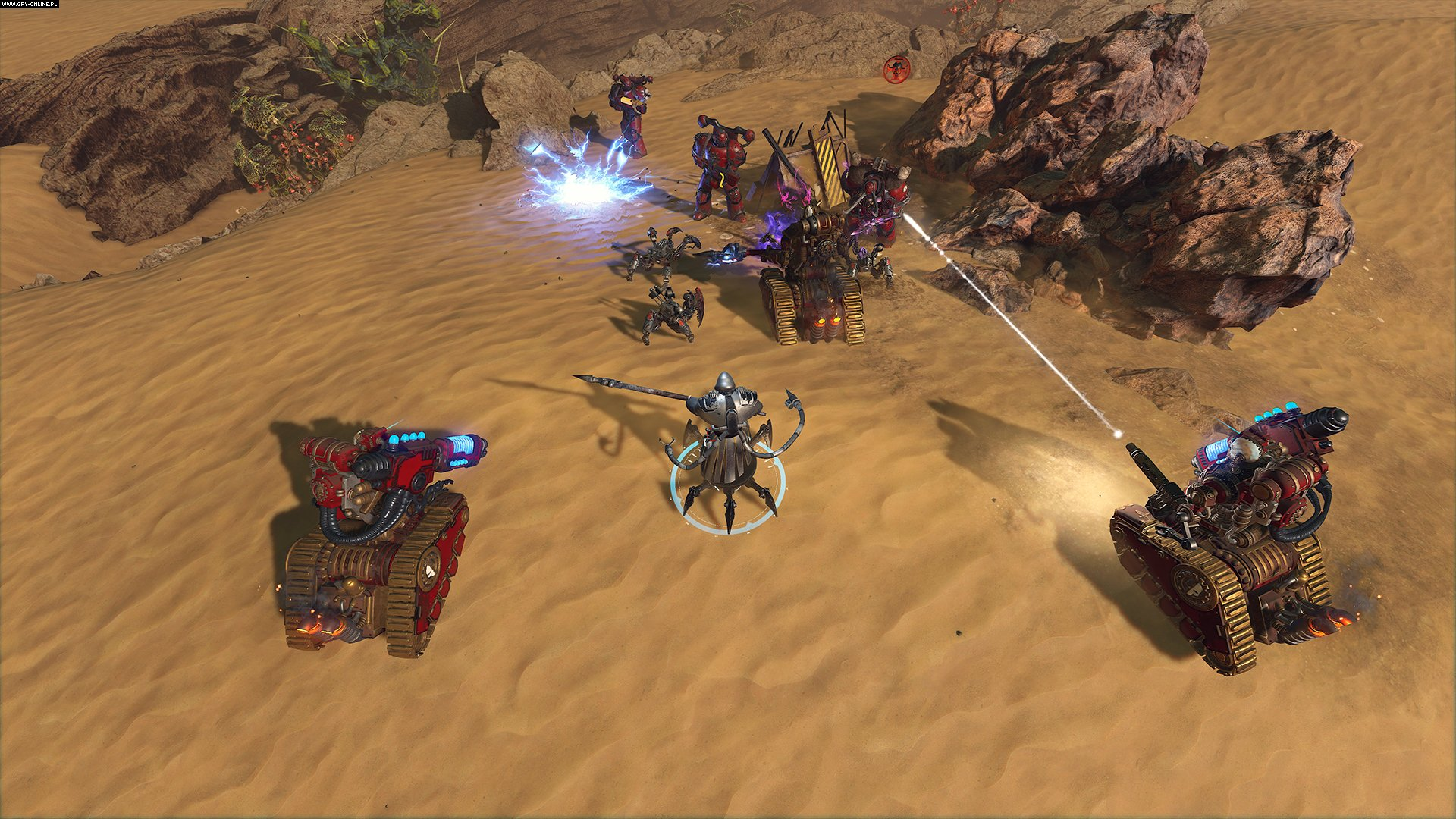 Warhammer 40,000: Inquisitor - Prophecy PC, PS4, XONE Gry Screen 3/9, NeocoreGames