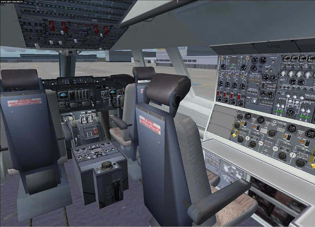 747-200 Ready for Pushback - screenshots gallery