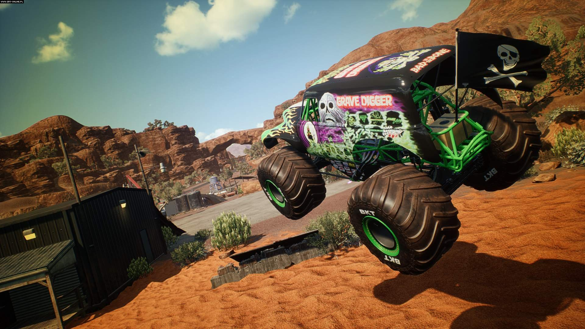 Monster Jam: Steel Titans PC, PS4, XONE Games Image 8/8, Rainbow Studios/THQ Digital Phoenix, THQ Nordic / Nordic Games