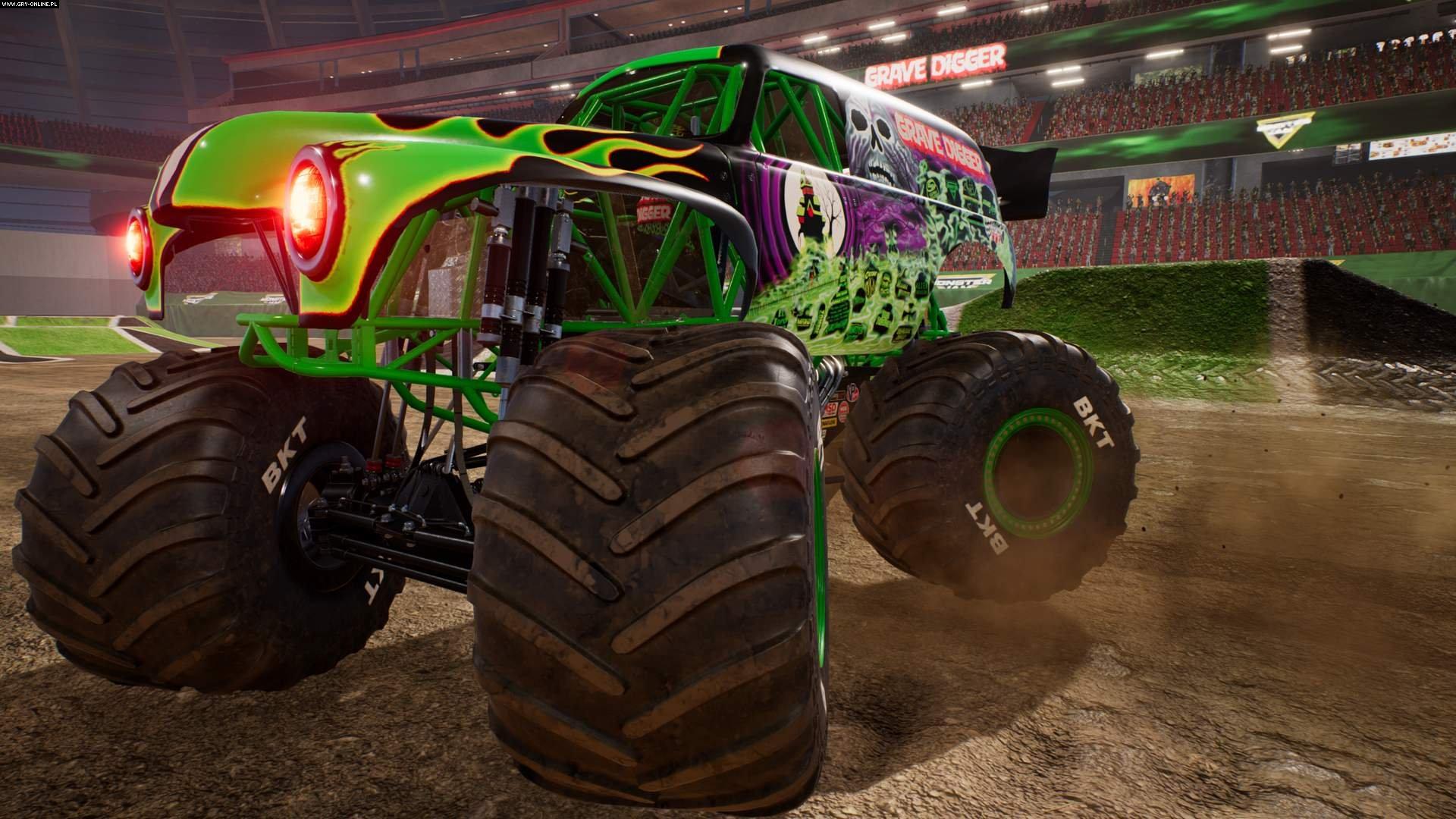 Monster Jam: Steel Titans PC, PS4, XONE Games Image 6/8, Rainbow Studios/THQ Digital Phoenix, THQ Nordic / Nordic Games