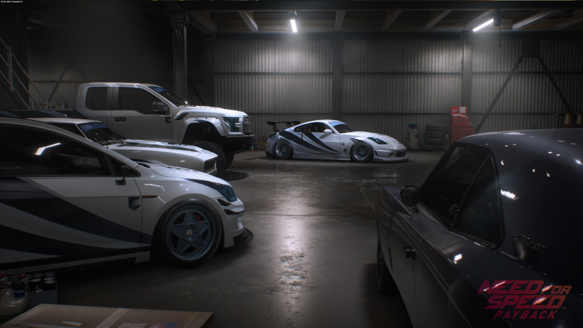 Need for Speed: Payback PC, PS4, XONE Games Image 8/11, Ghost Games, Electronic Arts Inc.