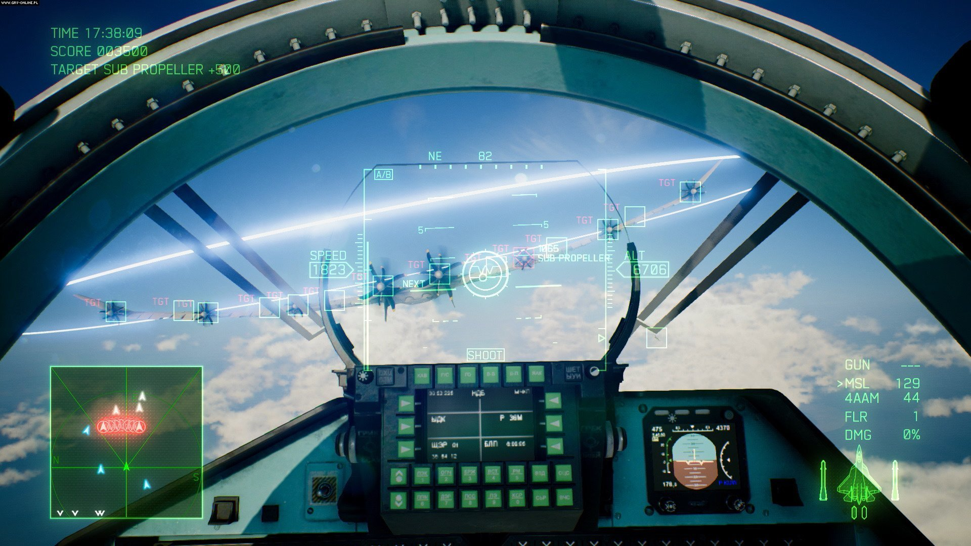 Ace Combat 7: Skies Unknown PC, PS4, XONE Games Image 164/294, Project Aces, Bandai Namco Entertainment
