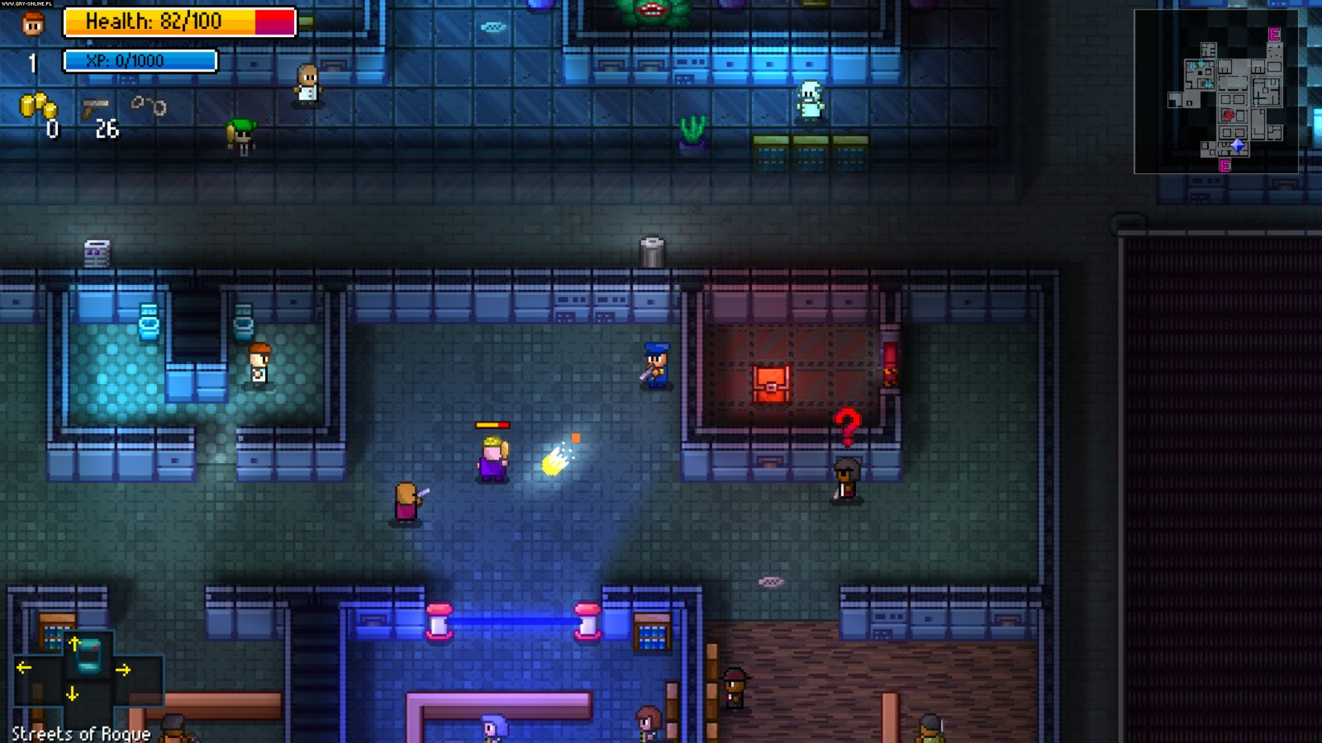 Streets of Rogue PC, PS4, XONE, Switch Games Image 2/12, Matt Dabrowski, tinyBuild Games