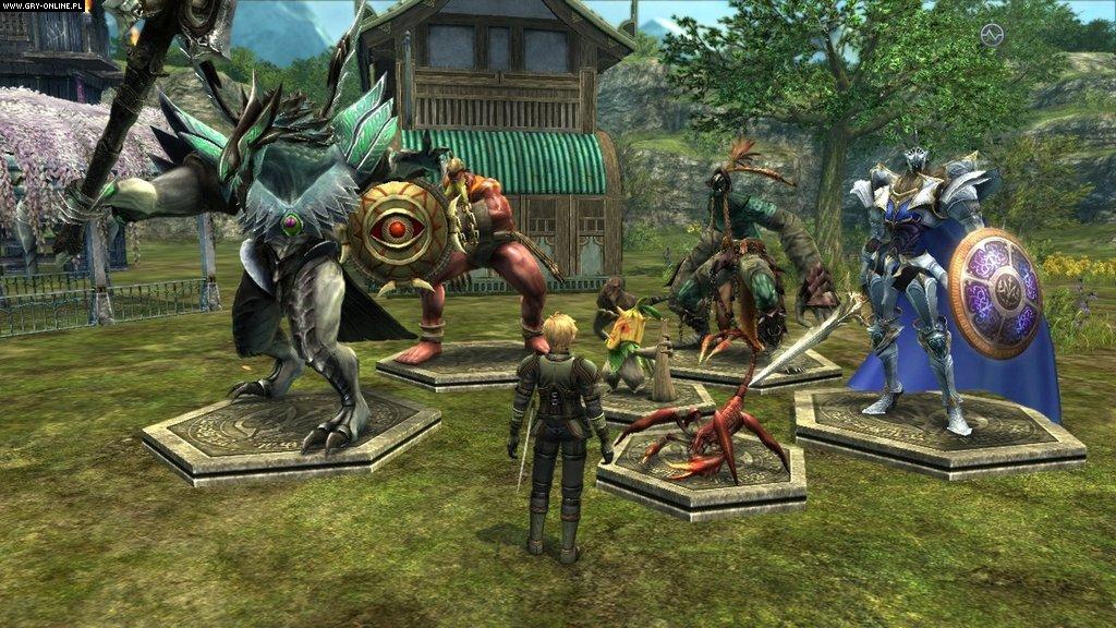 White Knight Chronicles 2 - galeria screenshotów ...