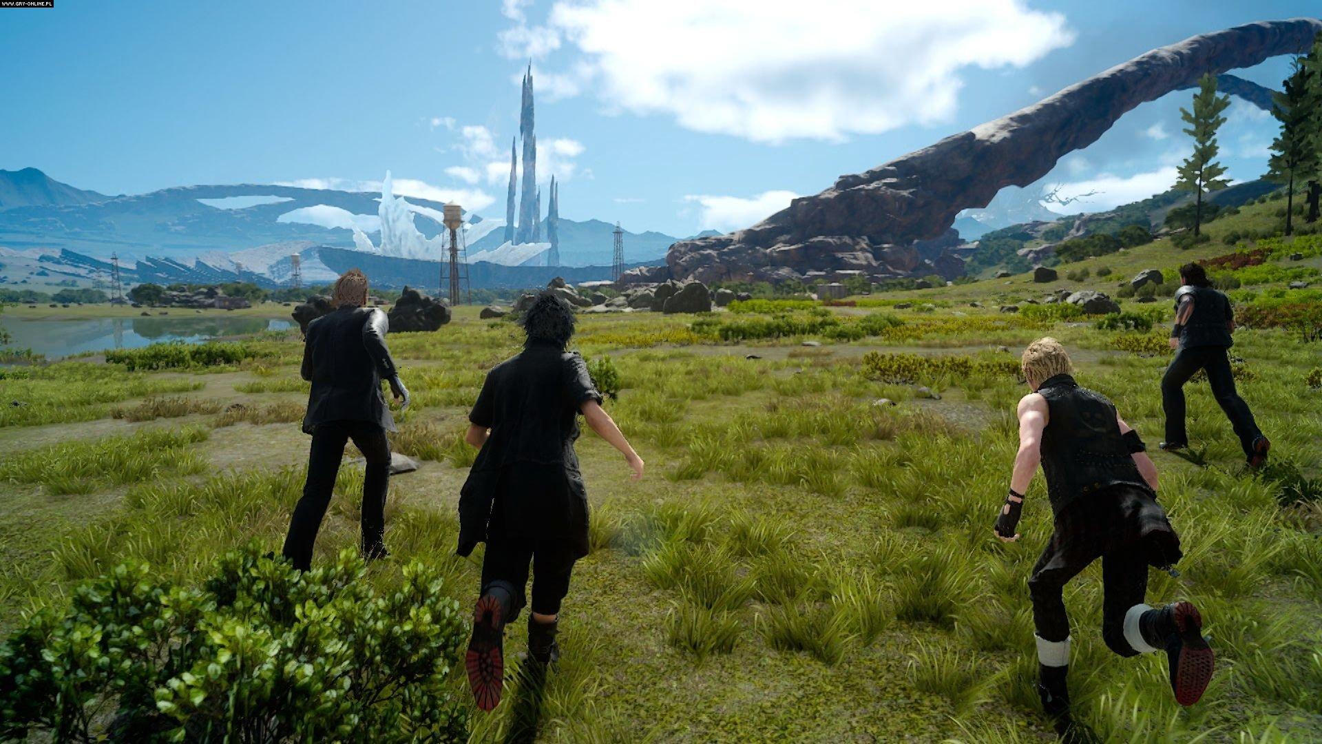 Final Fantasy XV PS4, XONE Gry Screen 141/393, Square-Enix / Eidos