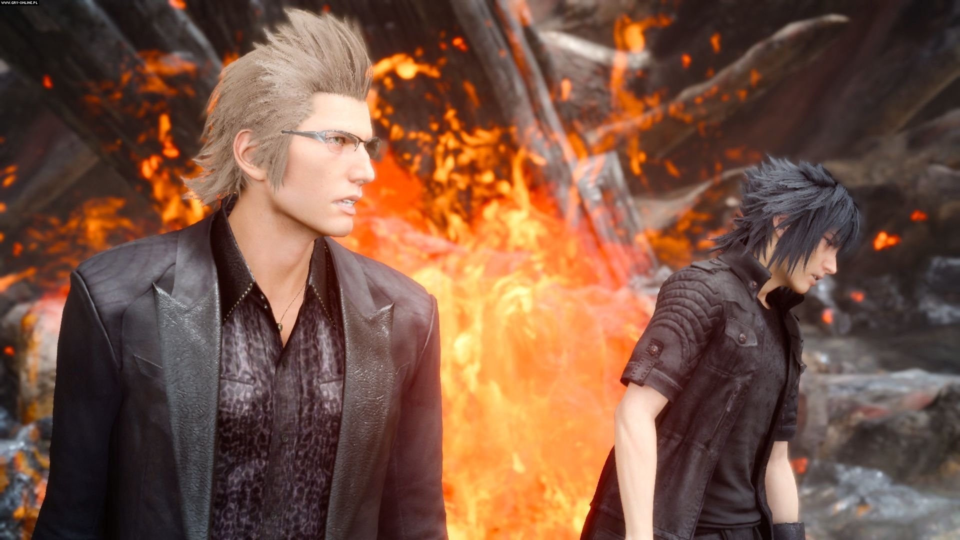 Final Fantasy XV PS4, XONE Gry Screen 134/393, Square-Enix / Eidos