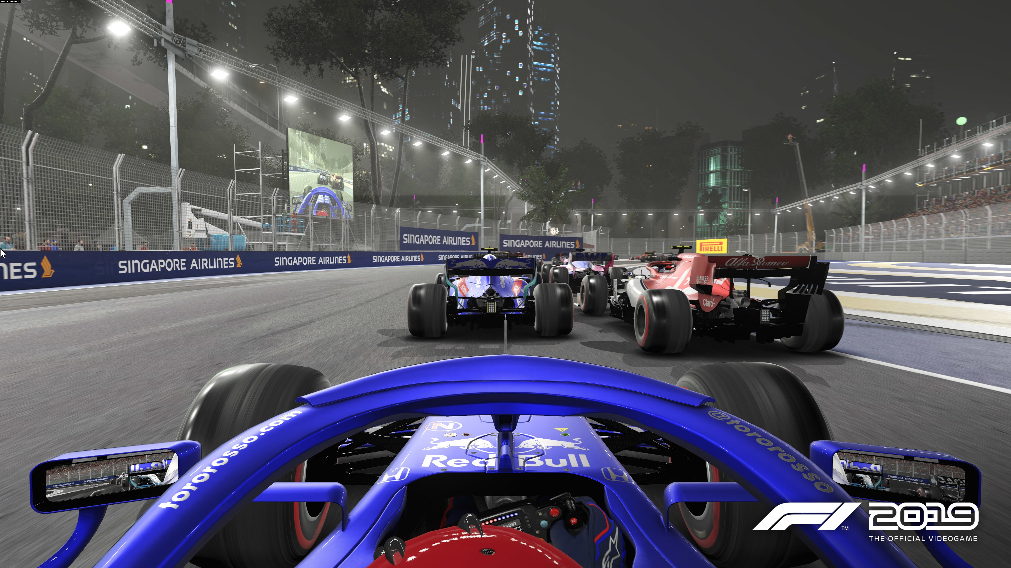 F1 2019 PC, PS4, XONE Games Image 55/104, Codemasters Software