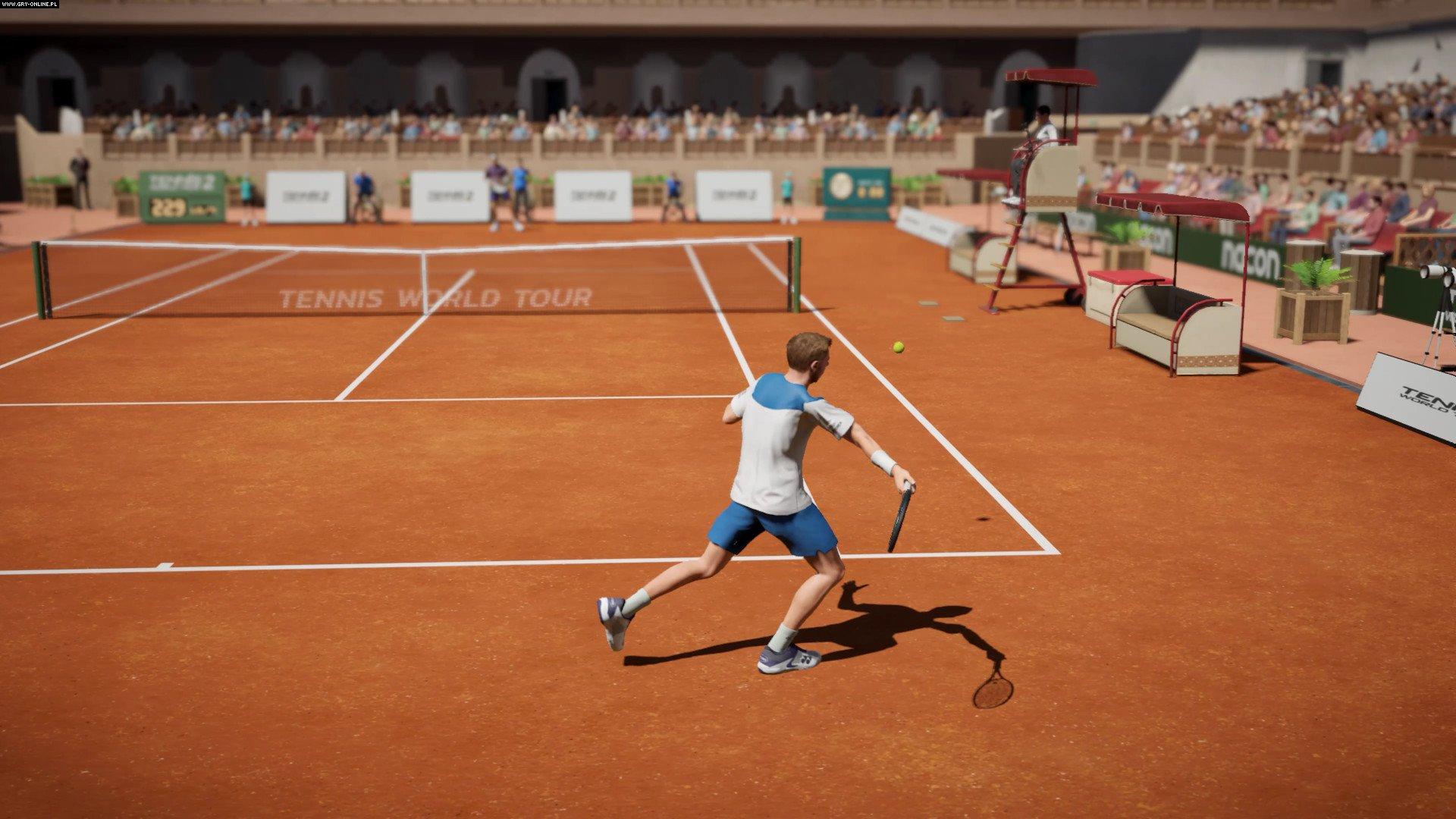 Tennis World Tour 2-gameplay