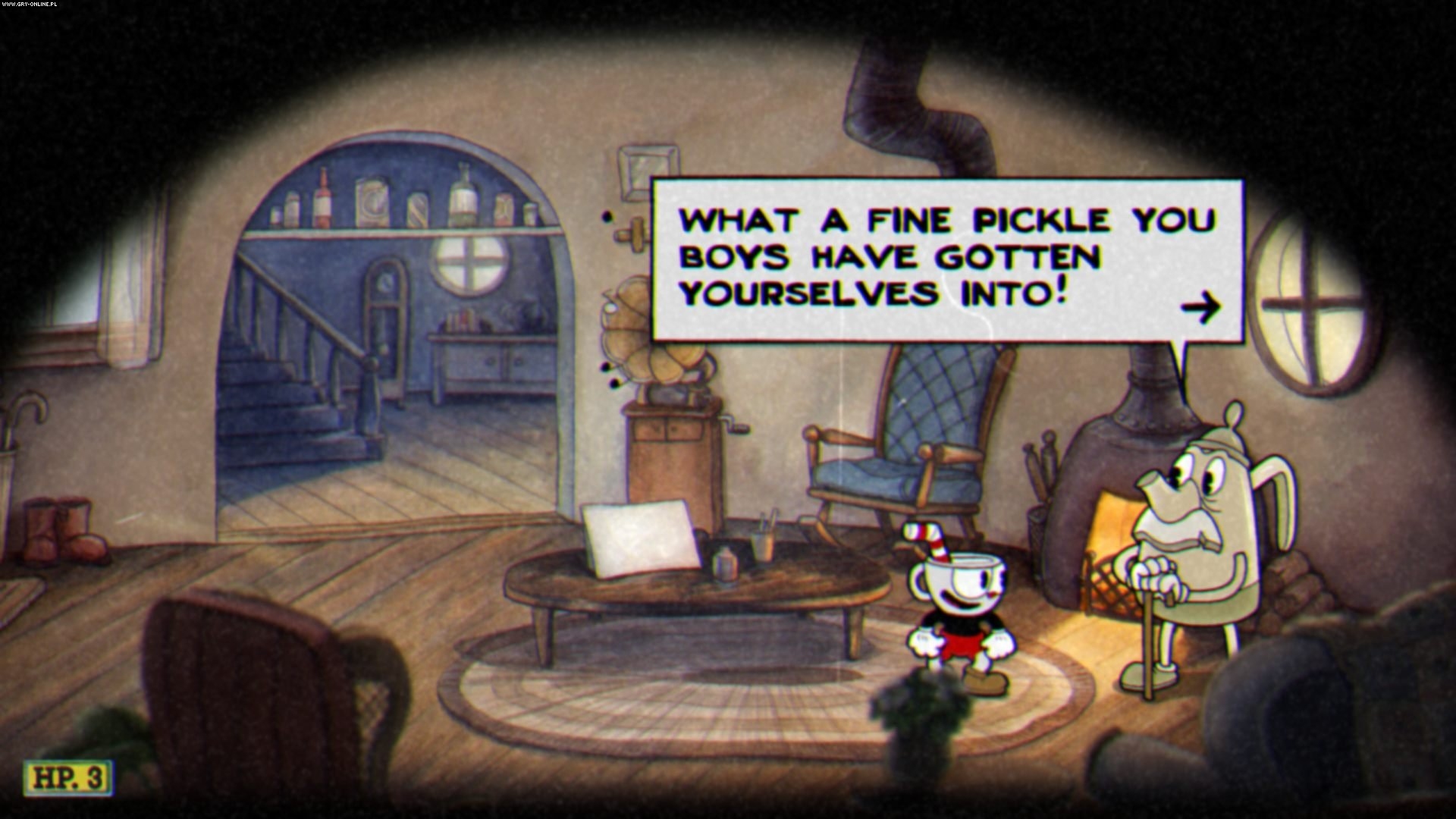 Cuphead PC, XONE Gry Screen 1/50, StudioMDHR