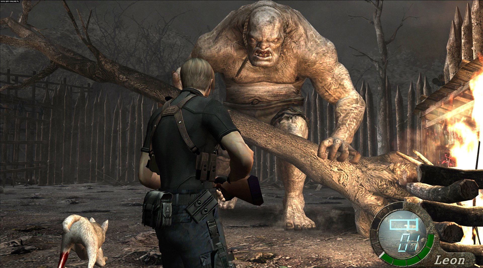 Resident Evil 4 HD PC, PS4, XONE, Switch Gry Screen 8/38, Capcom