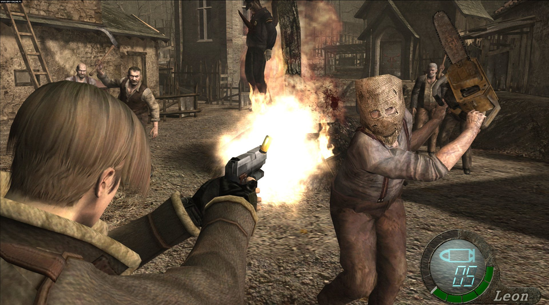 Resident Evil 4 HD PC, PS4, XONE, Switch Gry Screen 1/38, Capcom