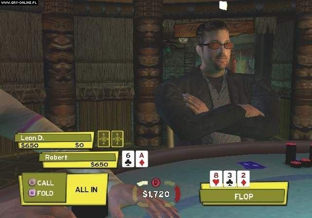 World championship poker ps2