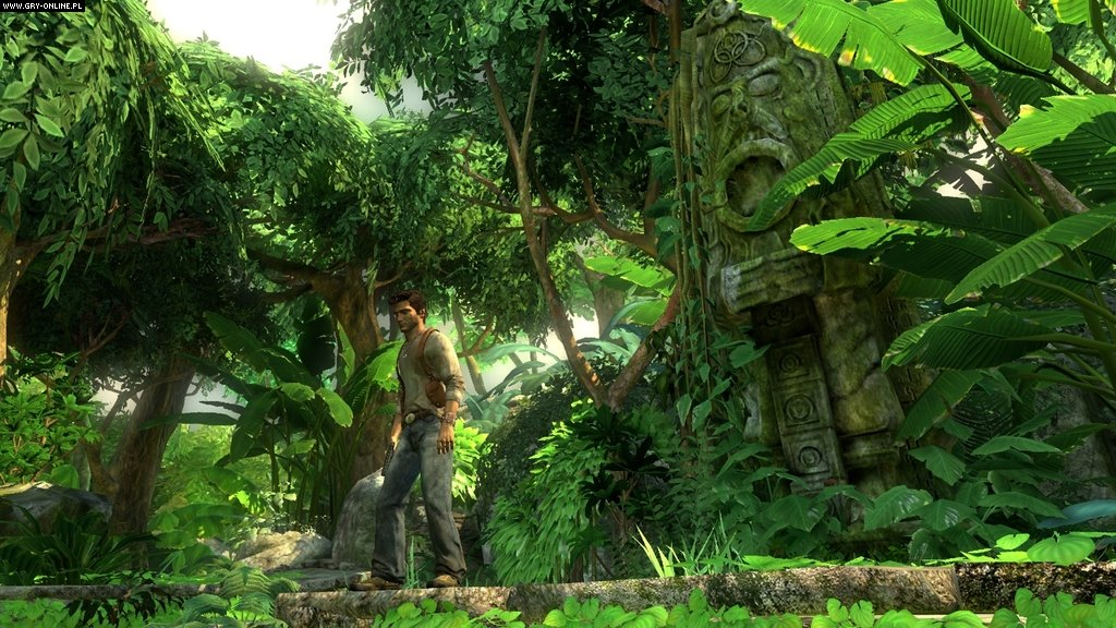 Uncharted: Drake's Fortune PS3 Games Image 68/80, Bluepoint Games, Sony Interactive Entertainment