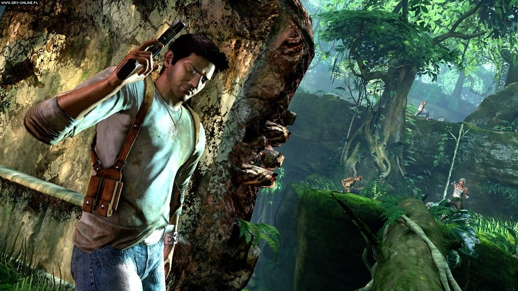 Uncharted: Drake's Fortune PS3 Games Image 66/80, Bluepoint Games, Sony Interactive Entertainment