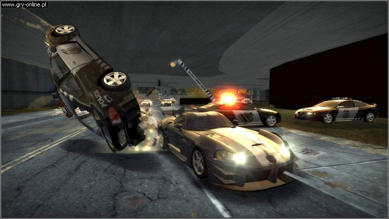 Need for Speed: Most Wanted (2005) X360 Gry Screen 2/77, Electronic Arts Inc.