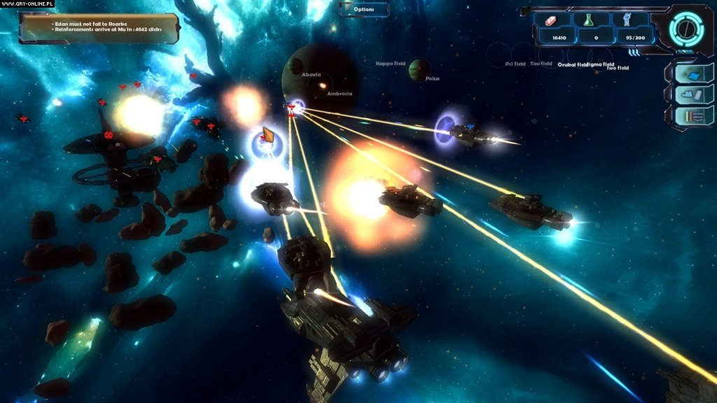Gemini Wars PC Gry Screen 4/40, Camel 101, Iceberg Interactive