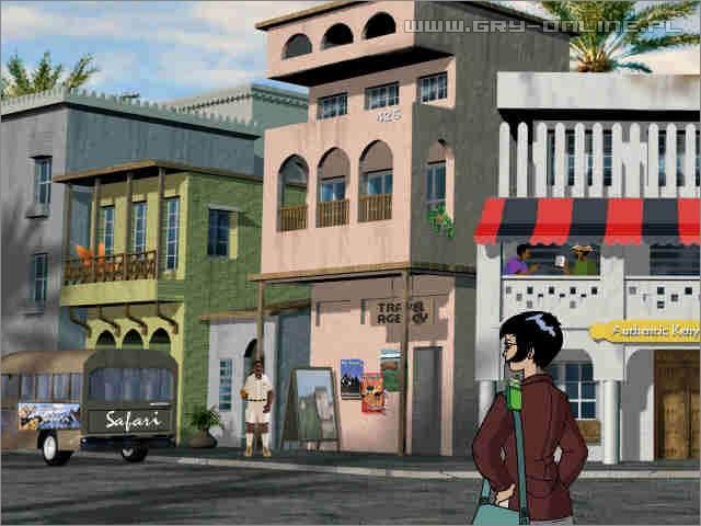 Where In The World Is Carmen Sandiego Treasures Of Knowledge Screenshots Pc Gamepressure Com