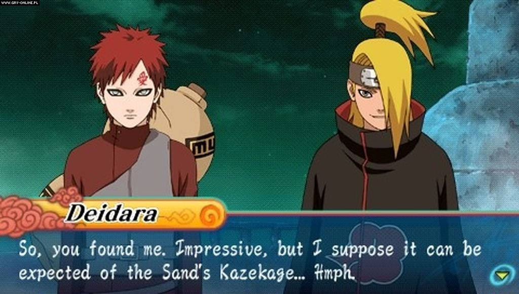 Naruto Shippuden: Ultimate Ninja Heroes 3 PSP Gry Screen 11/11, Cyberconnect2, Bandai Namco Entertainment
