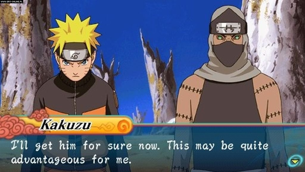 Naruto Shippuden: Ultimate Ninja Heroes 3 PSP Gry Screen 9/11, Cyberconnect2, Bandai Namco Entertainment