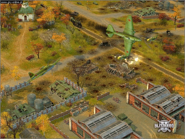 Blitzkrieg 2 PC Games Image 8/39, Nival, cdv Software Entertainment AG