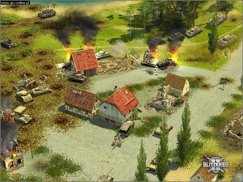 Blitzkrieg 2 PC Games Image 3/39, Nival, cdv Software Entertainment AG