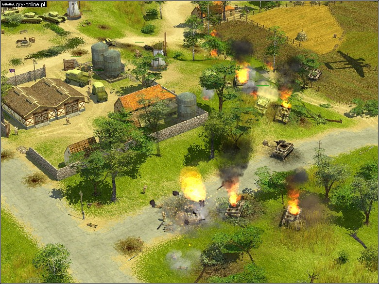 Blitzkrieg 2 PC Gry Screen 1/39, Nival, cdv Software Entertainment AG