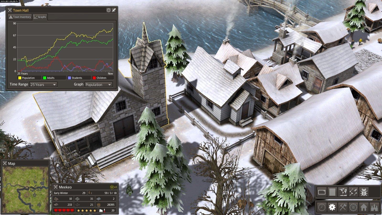 Banished - screenshots gallery - screenshot 3/23 ...