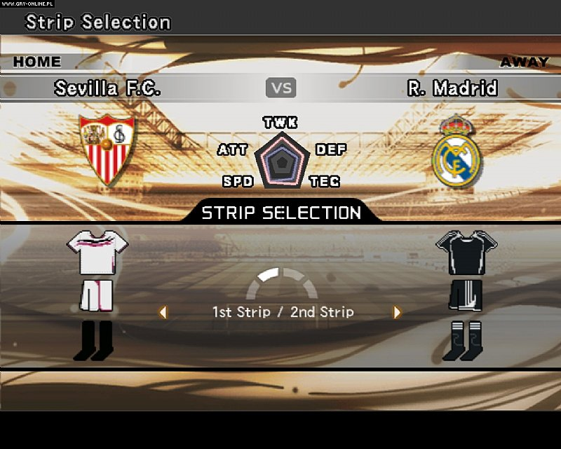 Screenshots gallery - Winning Eleven: Pro Evolution Soccer 2007, screenshot 18 / 54
