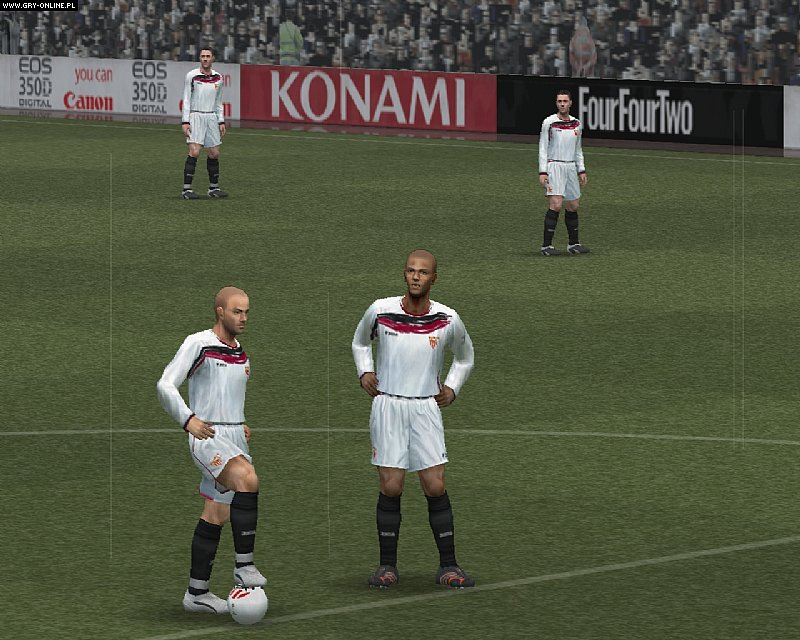 Screenshots gallery - Winning Eleven: Pro Evolution Soccer 2007, screenshot 15 / 54