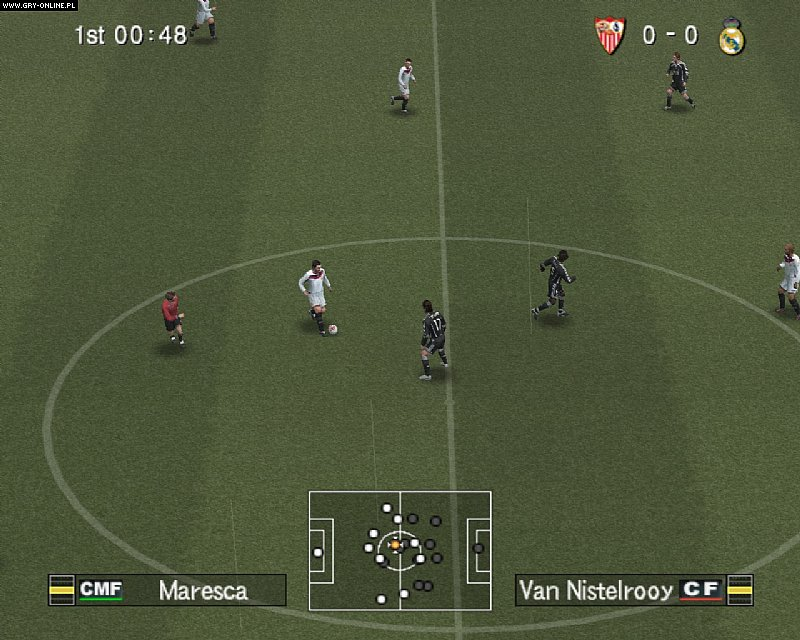 Screenshots gallery - Winning Eleven: Pro Evolution Soccer 2007, screenshot 14 / 54