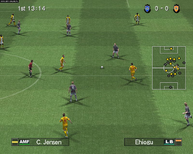 Screenshots gallery - Winning Eleven: Pro Evolution Soccer 2007, screenshot 4 / 54