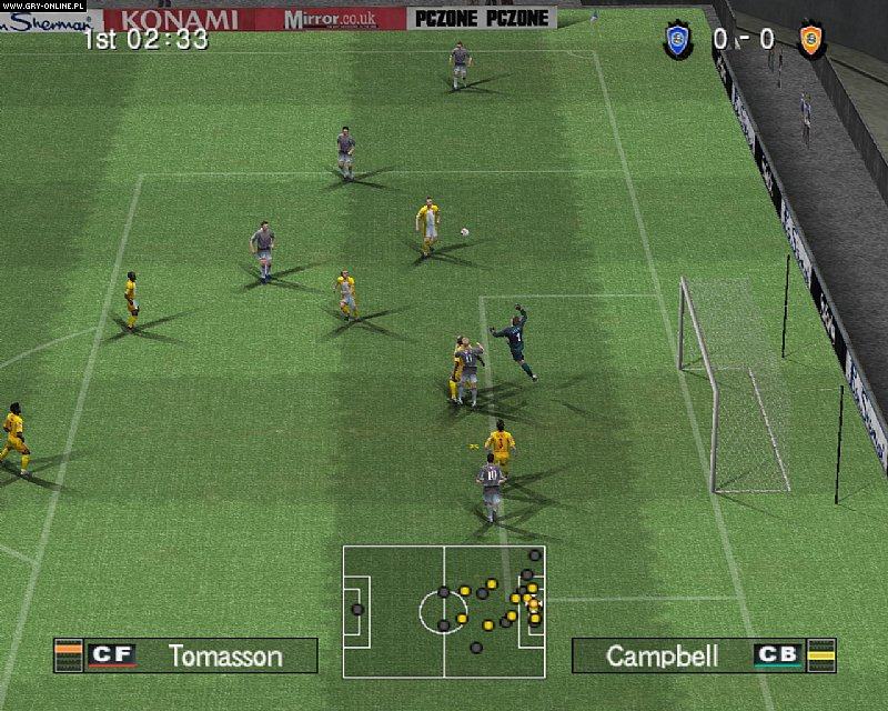 Screenshots gallery - Winning Eleven: Pro Evolution Soccer 2007, screenshot 1 / 54