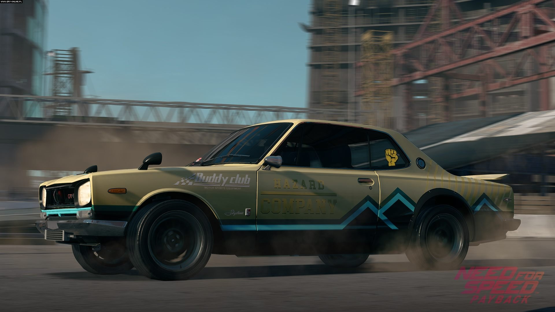 Need for Speed: Payback PC, PS4, XONE Gry Screen 6/43, Ghost Games, Electronic Arts Inc.