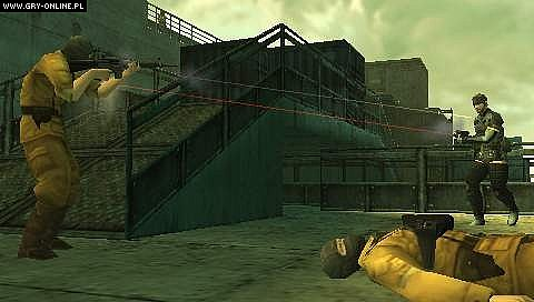 Metal Gear Solid: Portable Ops PSP Gry Screen 2/18, Konami