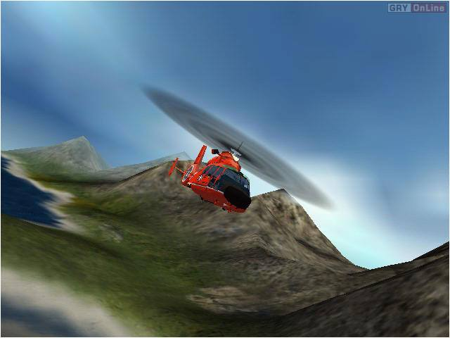 Search and Rescue 2 PC Gry Screen 9/12, InterActive Vision, Virgin Interactive