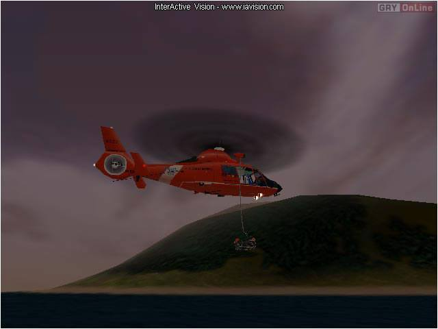 Search and Rescue 2 PC Gry Screen 6/12, InterActive Vision, Virgin Interactive