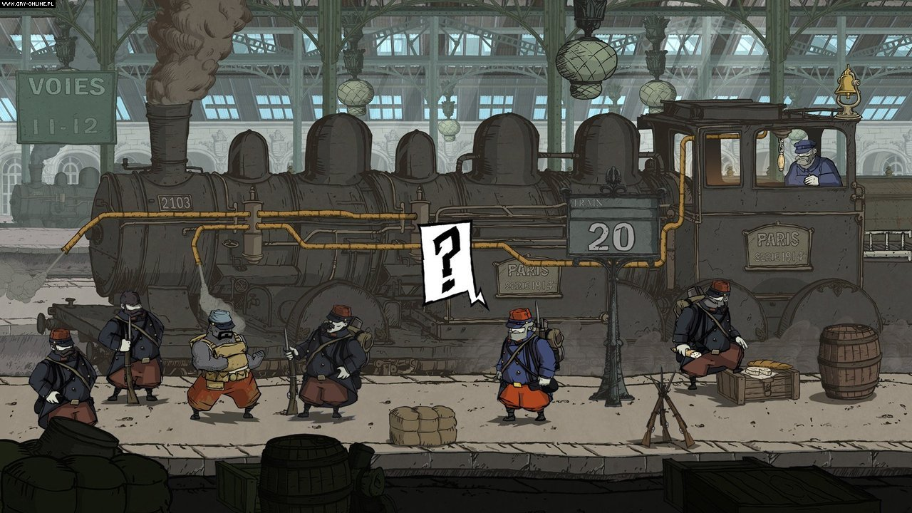 Valiant Hearts: The Great War PC, PS3, X360, PS4, XONE Games Image 8/19, Ubisoft