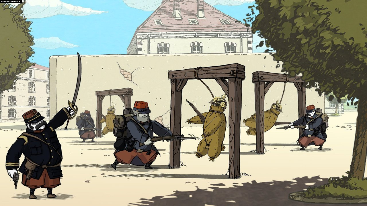 Valiant Hearts: The Great War PC, PS3, X360, PS4, XONE Games Image 7/19, Ubisoft
