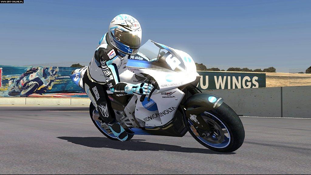 MotoGP '06: Ultimate Racing Technology - screenshots gallery - screenshot 19/23 - gamepressure.com