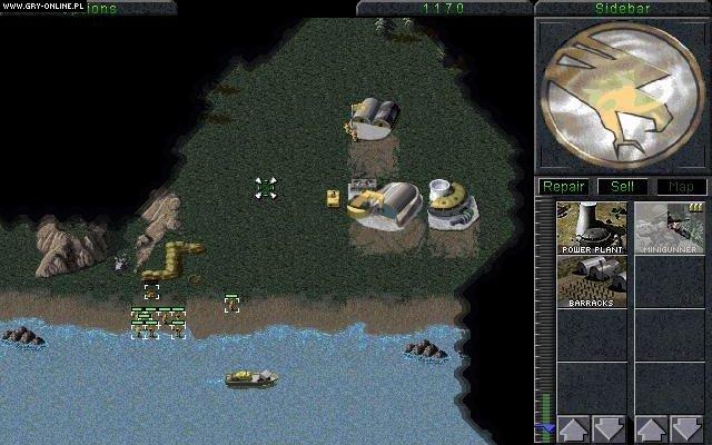 تحميل لعبة Command & Conquer الجزء الأول
