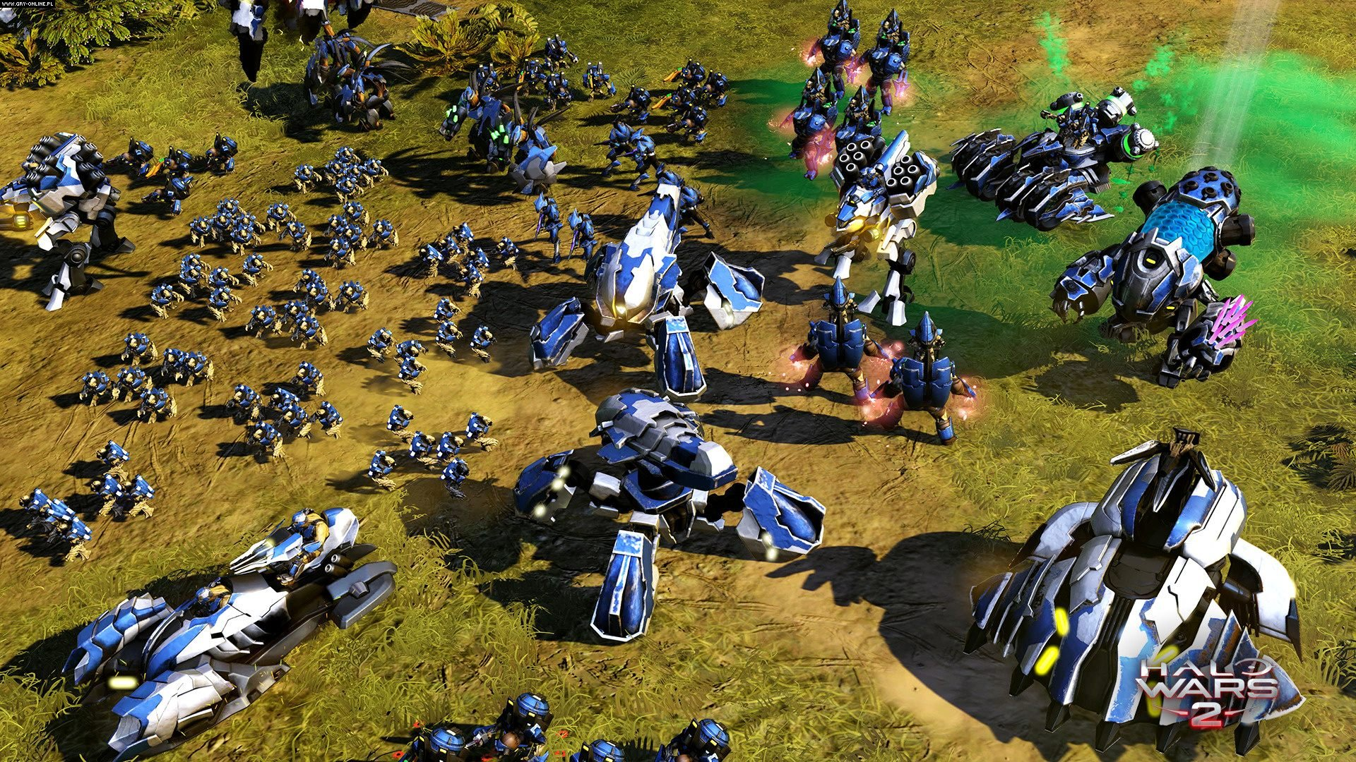 Halo Wars 2 PC, XONE Gry Screen 7/47, Creative Assembly, THQ Nordic / Nordic Games