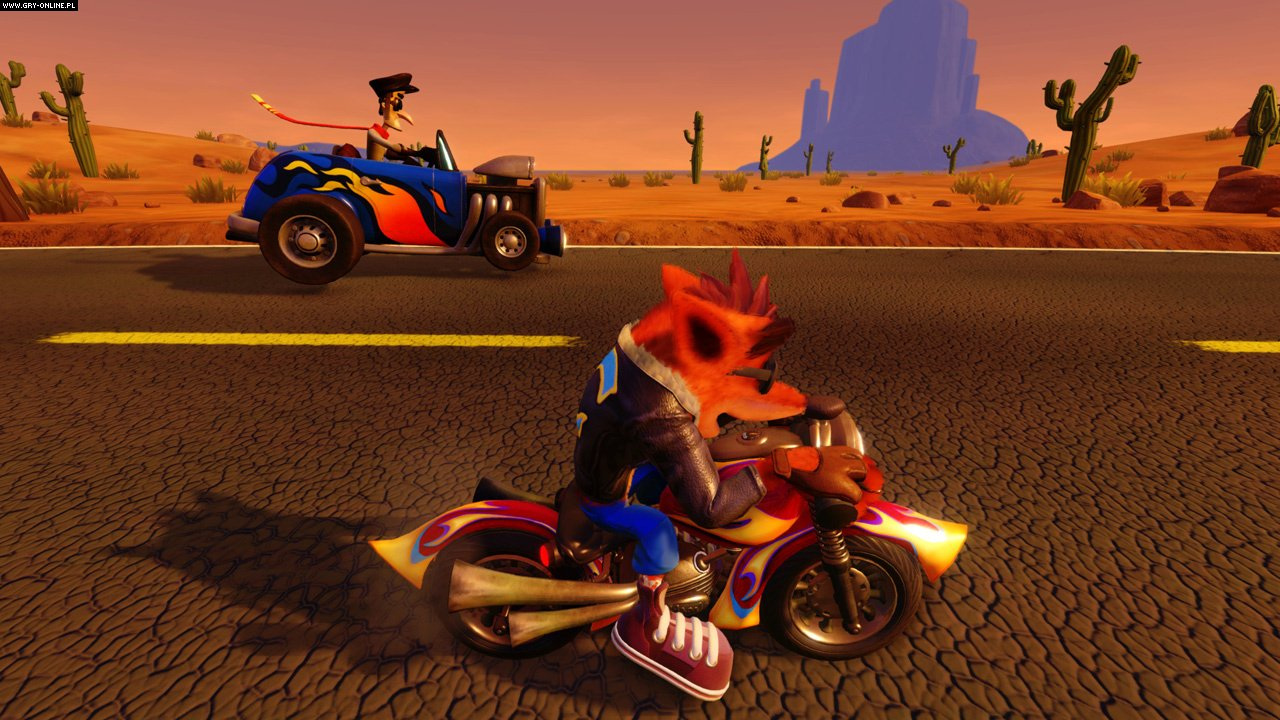 Crash Bandicoot N. Sane Trilogy PS4 Gry Screen 87/115, Vicarious Visions, Activision Blizzard