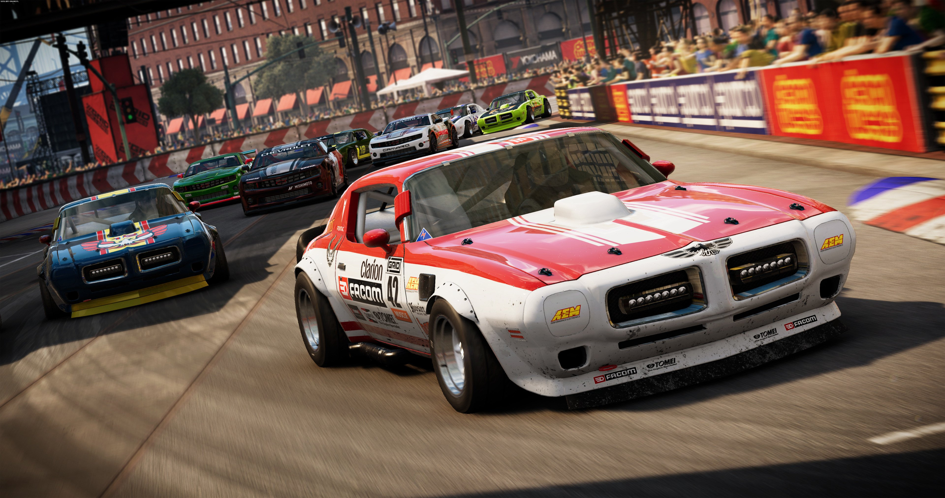 GRID PC, PS4, XONE Games Image 76/85, Codemasters Software
